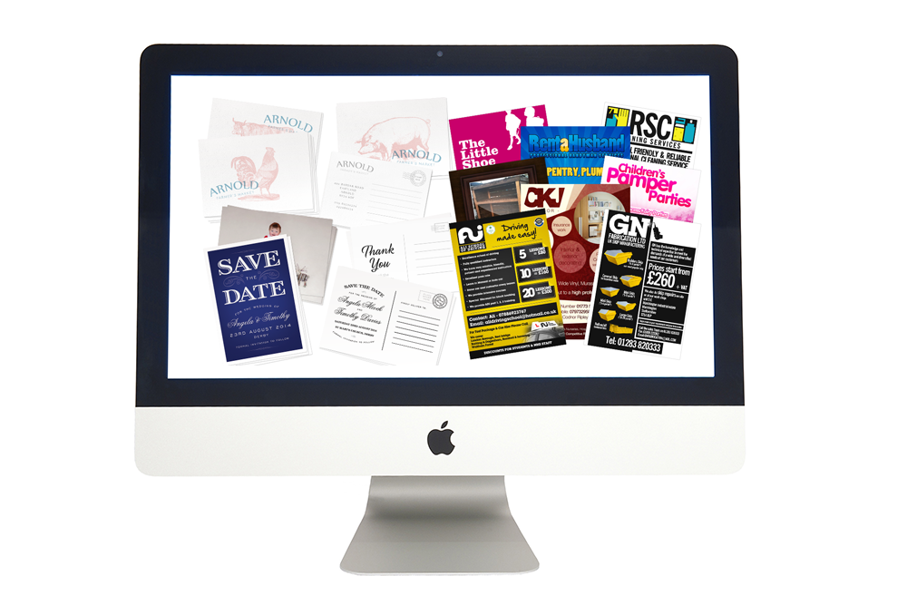 Design nottingham printing printers nottingham our in house design team are highly experienced in the latest graphic design techniques whether it being a free business card design to a complete reheart Choice Image