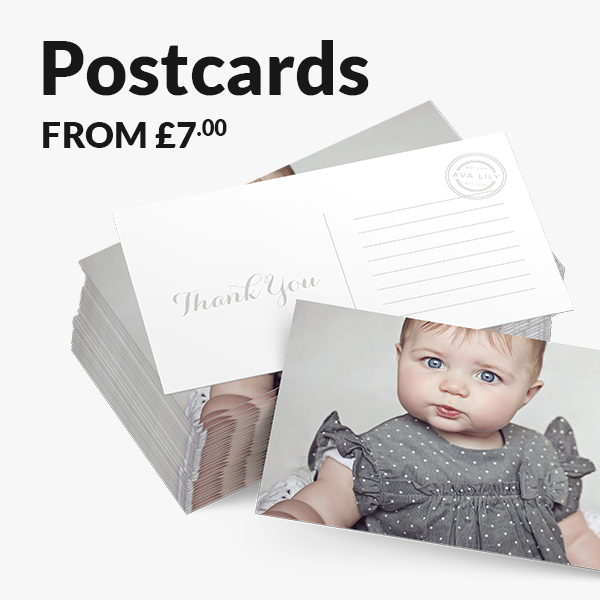 Postcards Printers Nottingham
